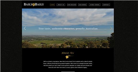 Baily & Baily website