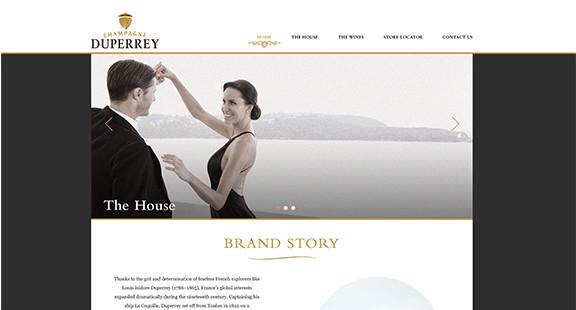 Duperrey website