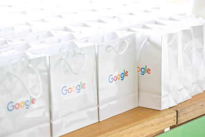 Google Atmosphere event promotional products