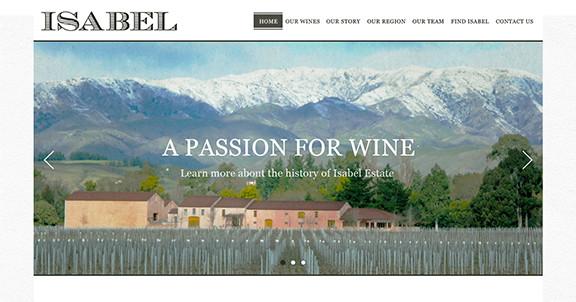 Isabel website