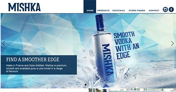 Mishka website