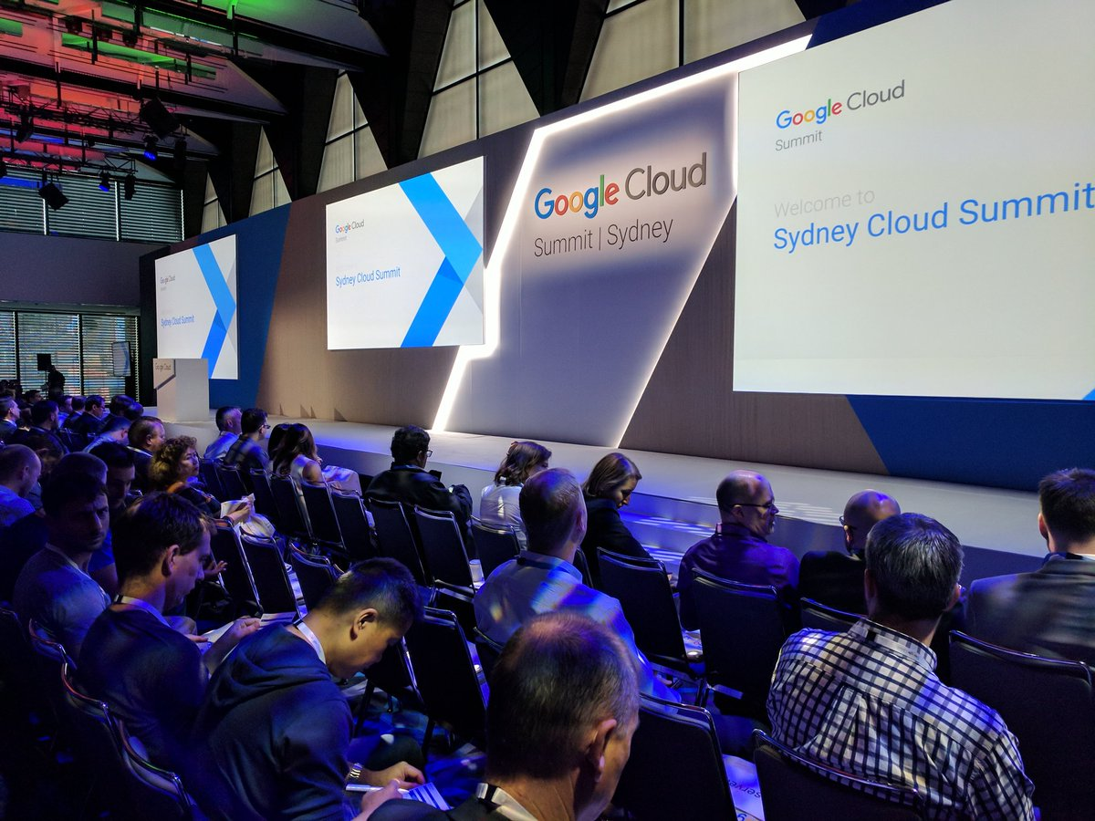 Google Cloud Summit Sydney